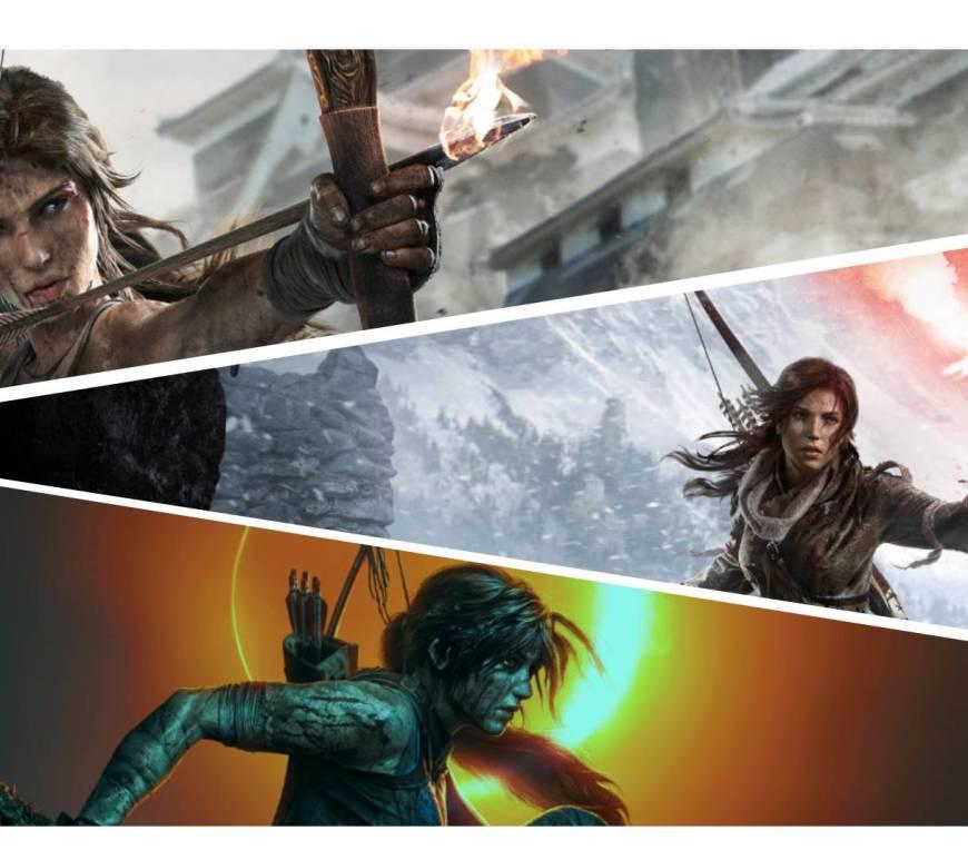 Tomb Raider Seri